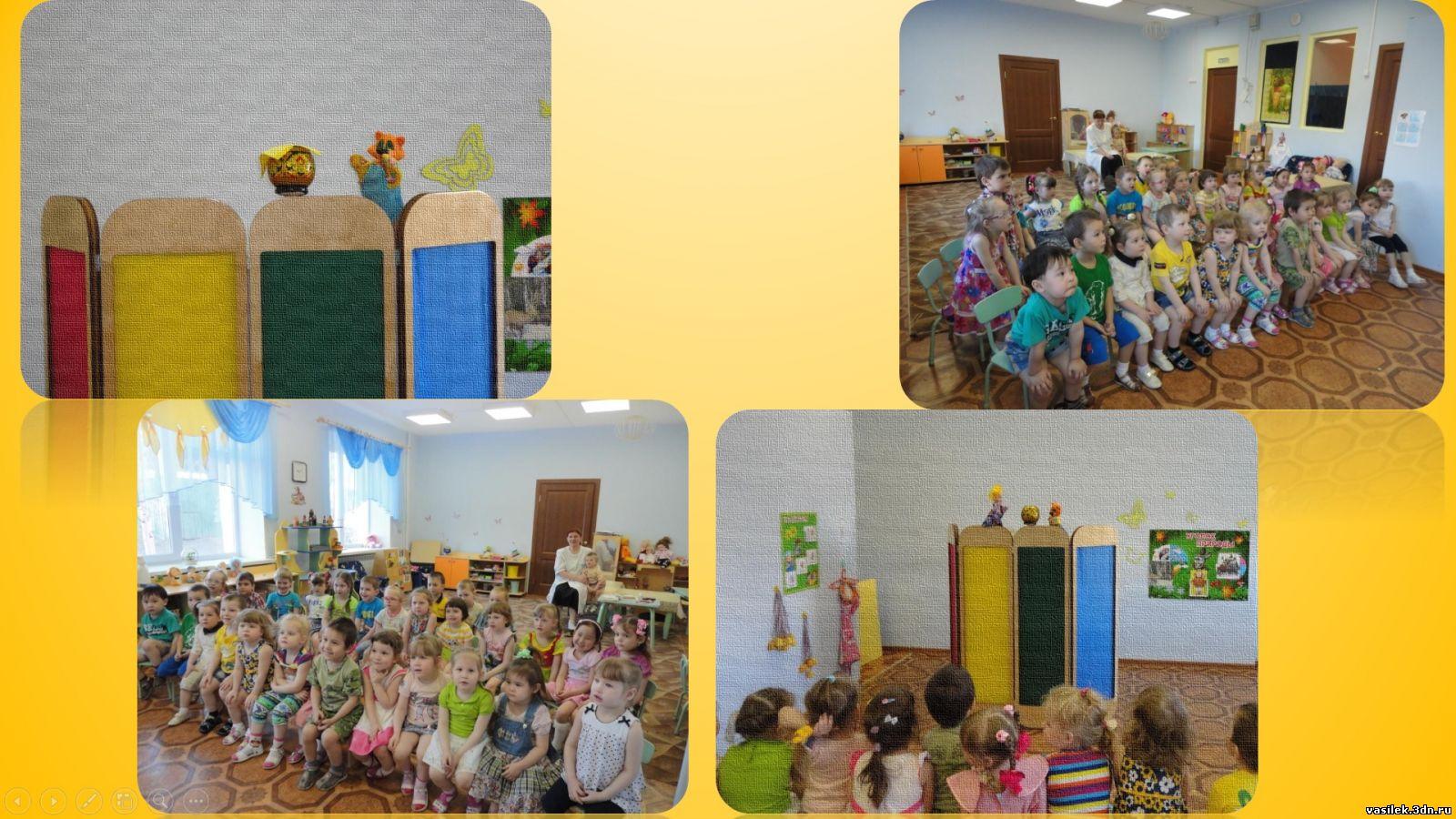 Кукольный театр волшебная сметана сценарий